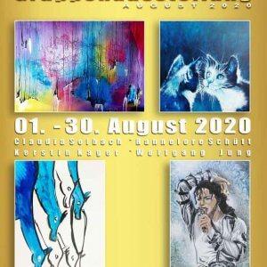 Galerie Onil Einladung zur Vernissage